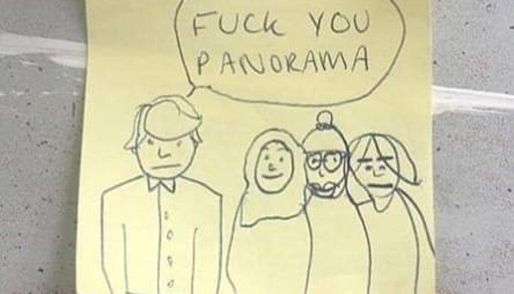 fuck you panorama